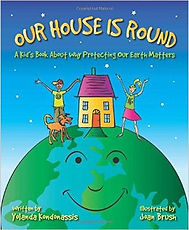 Our House is Round by Kondonassis