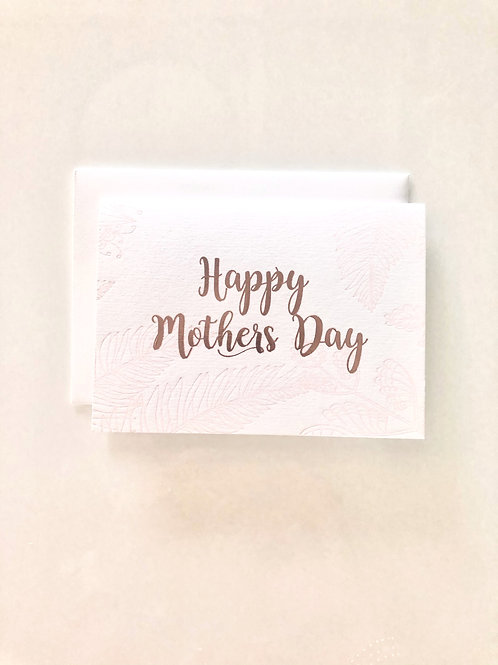 Mother's Day Note Card