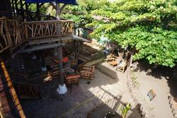 Communal Hostel Space