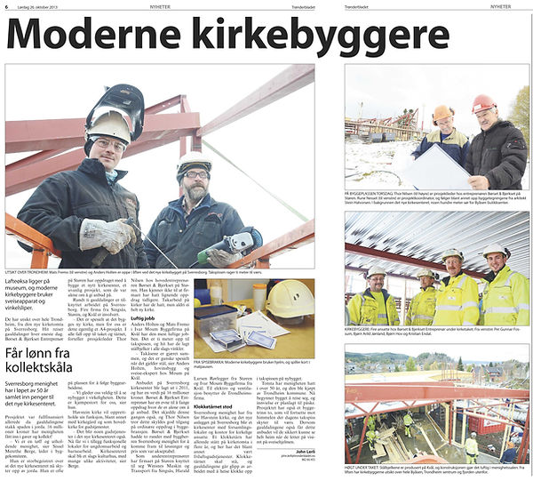Tekst og foto: Trønderbladet