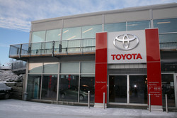 Toyota Hell bil, Oppdal