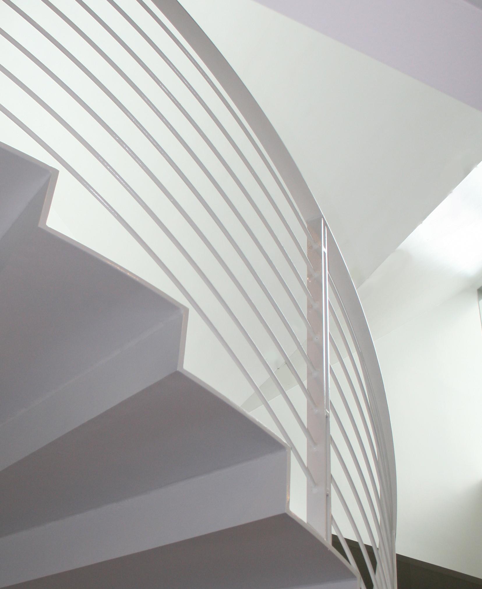Designtrapp for Svorka energi