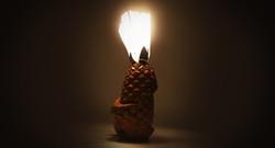 La lampe 3 tranches