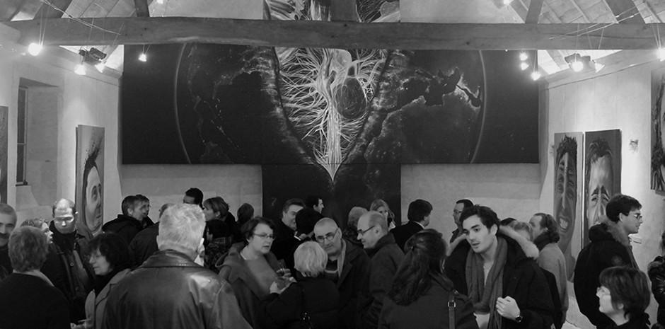 """Vernissage exposition - """" Résurrection """""""