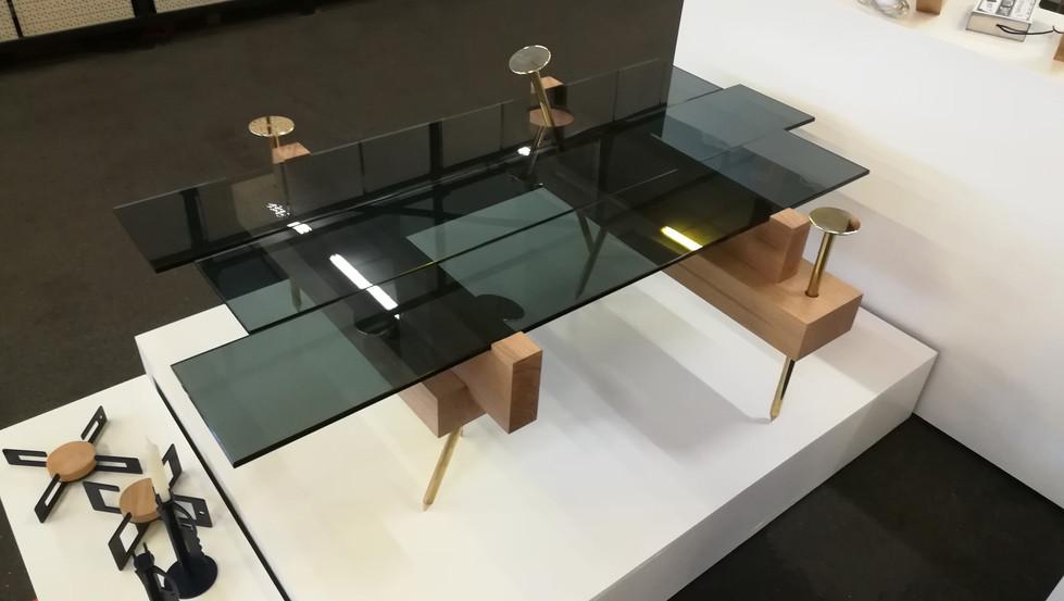 La table-établi - Le Design Français