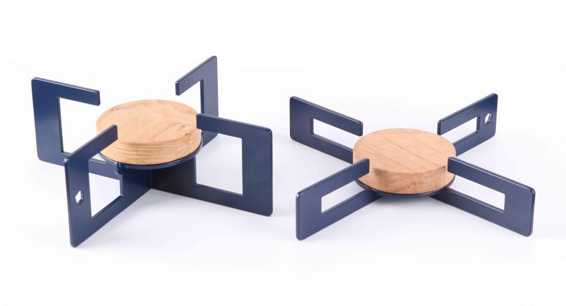 Les dessous de plat sans gaz Le miroir truelle Le Design Français
