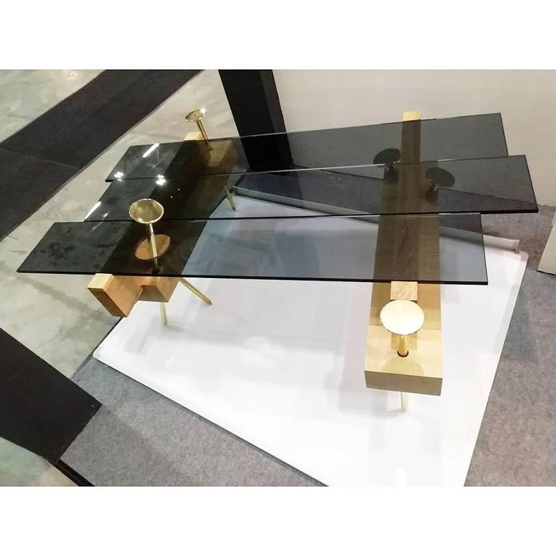 La table-établie - Le Design Français