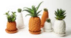 Les pots ananas Le Design Français