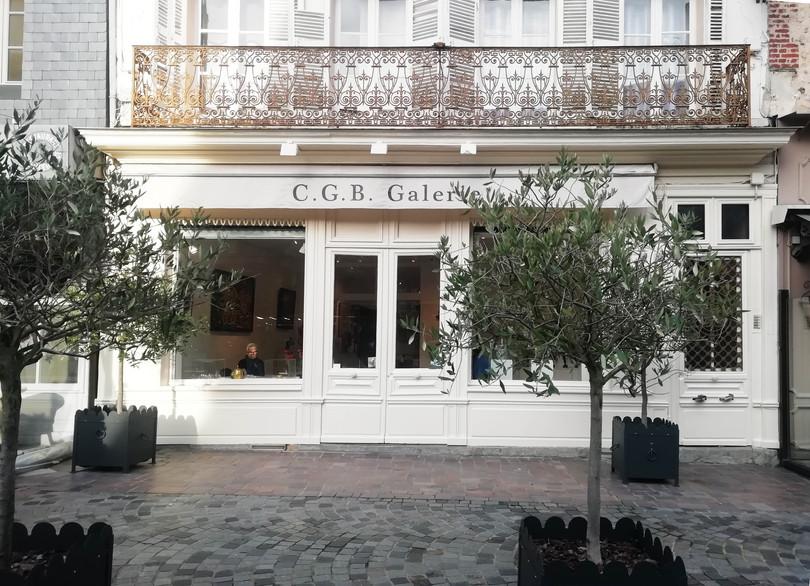 C.G.B. galerie Honfleur