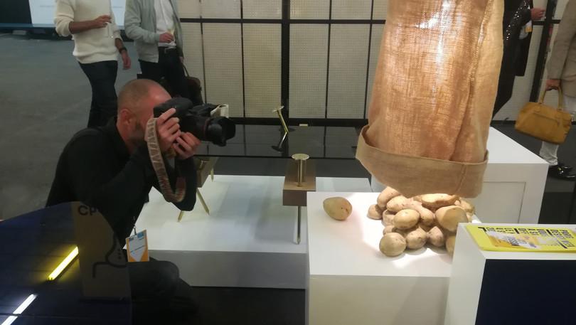 La lampe patate - Le Design Français