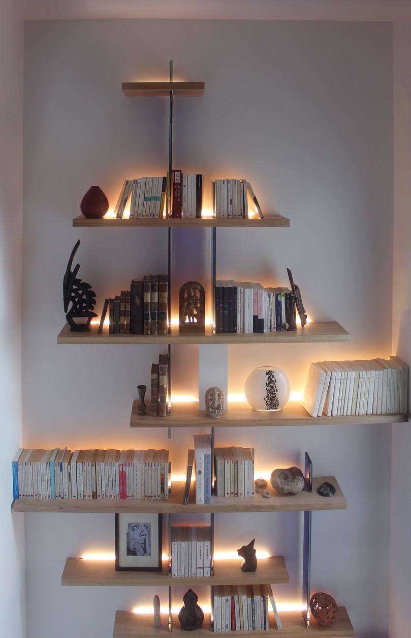 Bibliothèque sculpturale