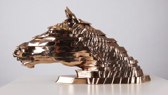 Trophée hippique | horse trophy
