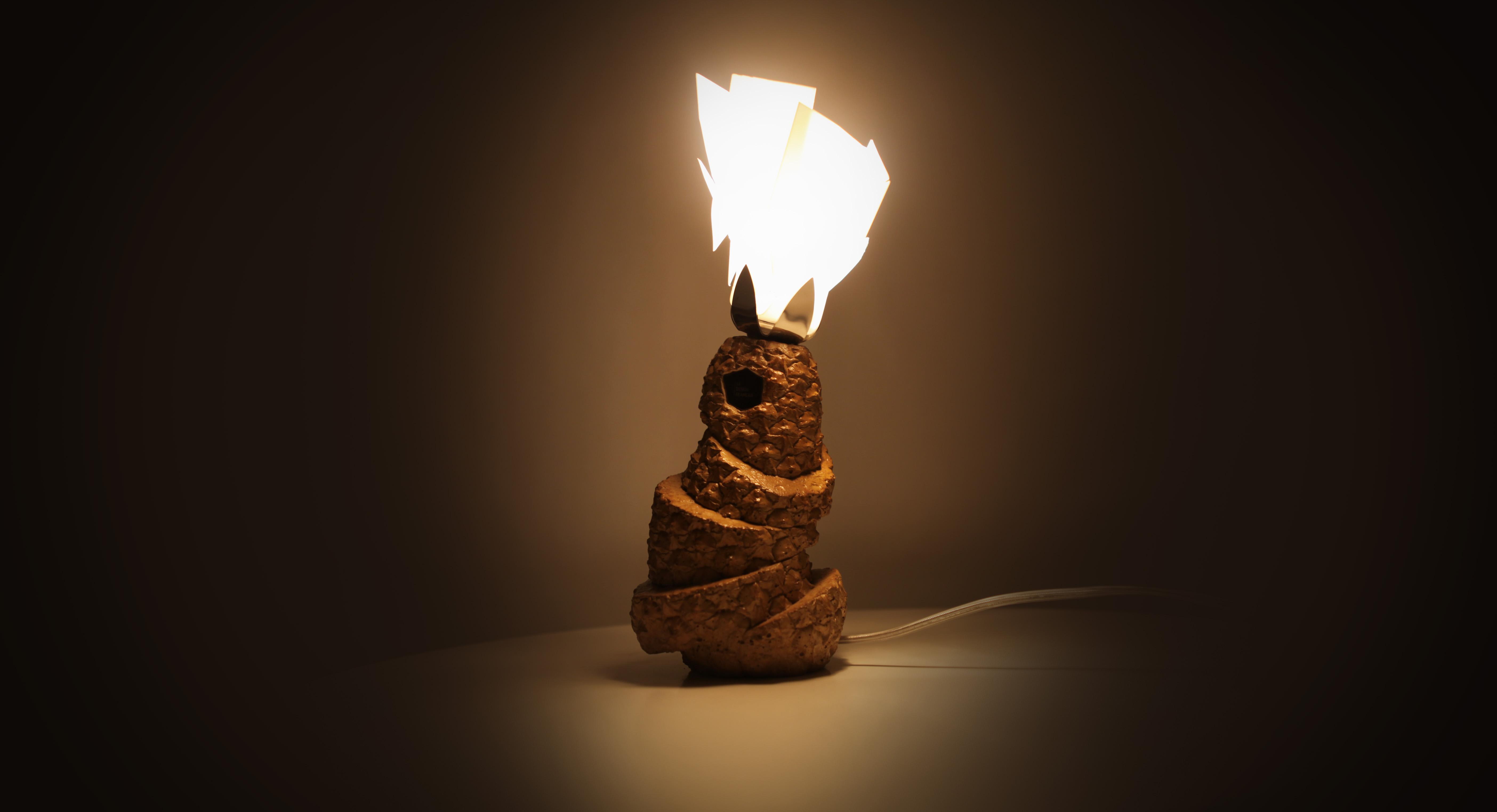 La lampe 5 tranches