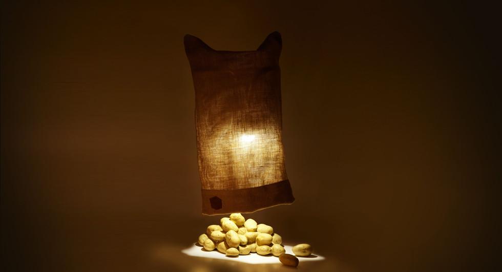 La lampe patate Le Design Français