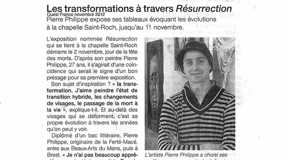 Ouest France | 2013