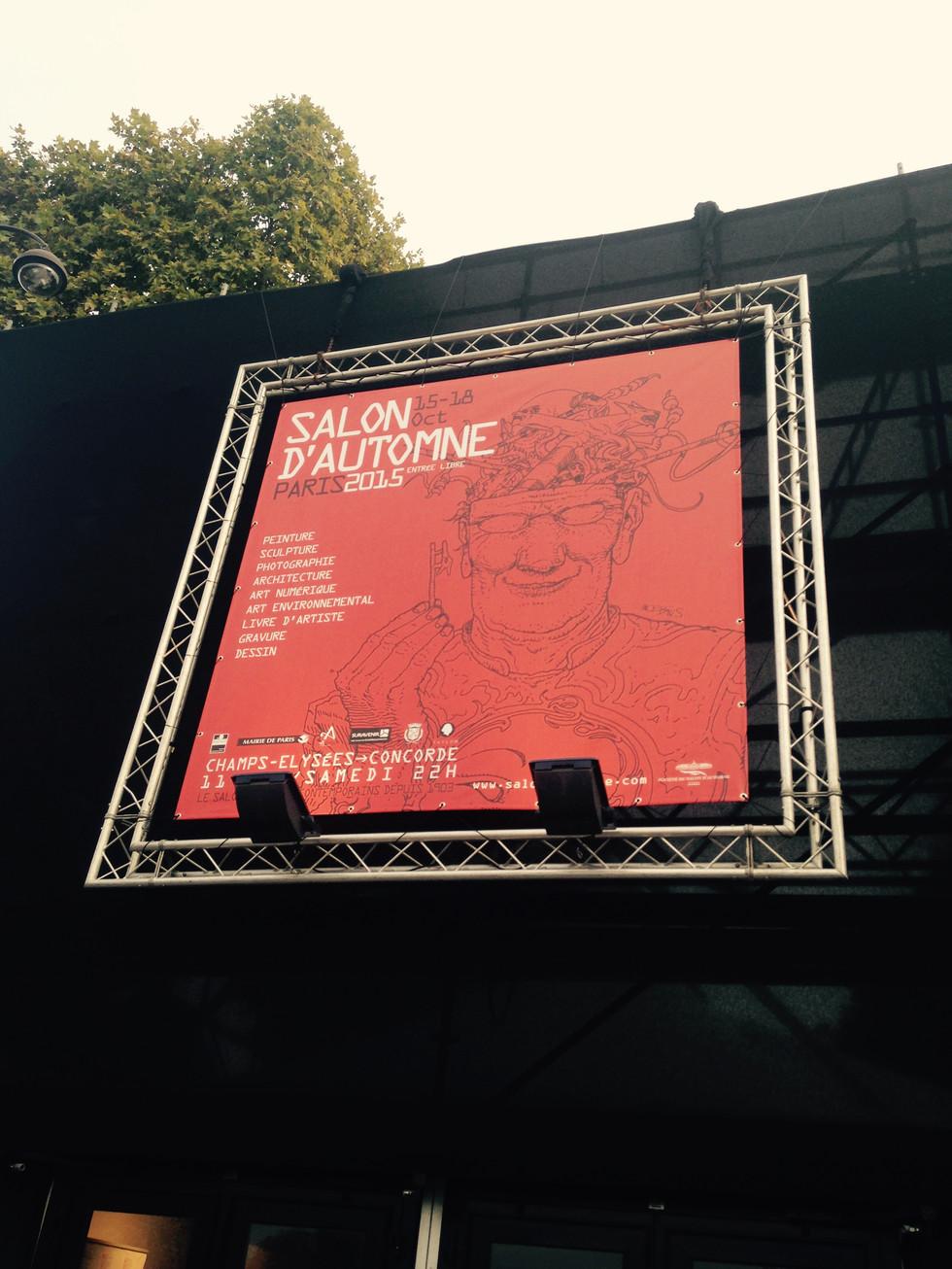 Salon d'Automne |  2015