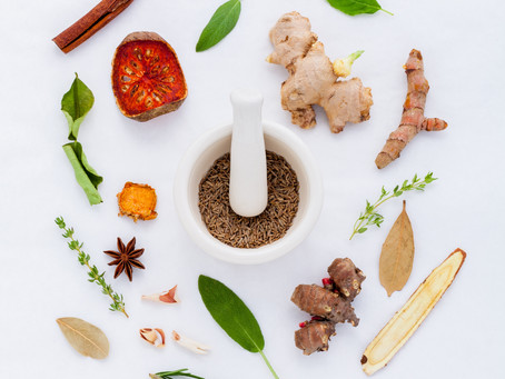 Using Medicinal Herbs for Stress, Fatigue, and Anxiety
