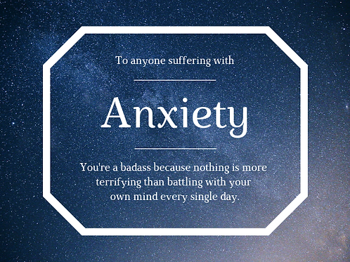 Anxiety Magnet