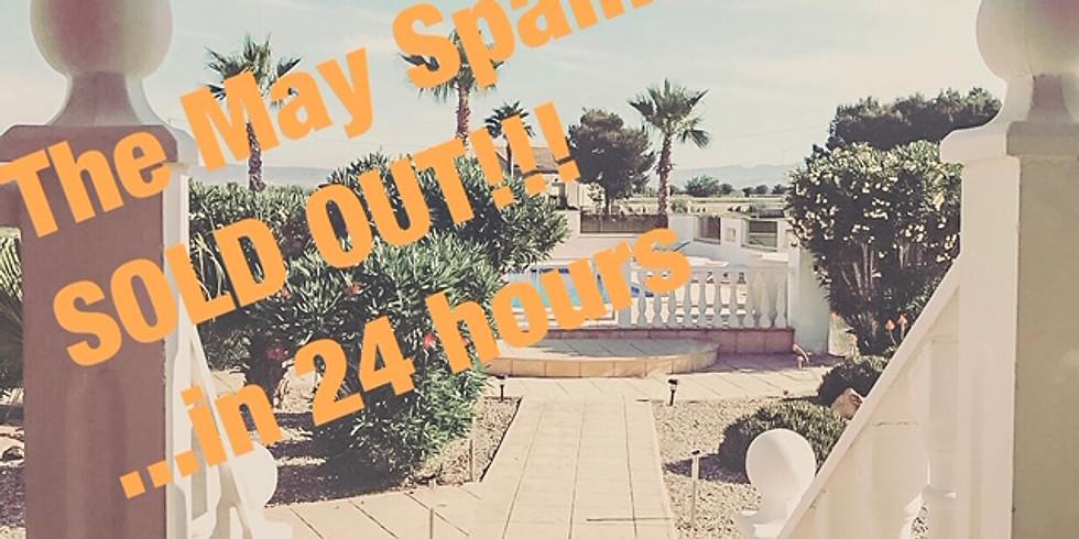 The May Full Moon Spain Retreat