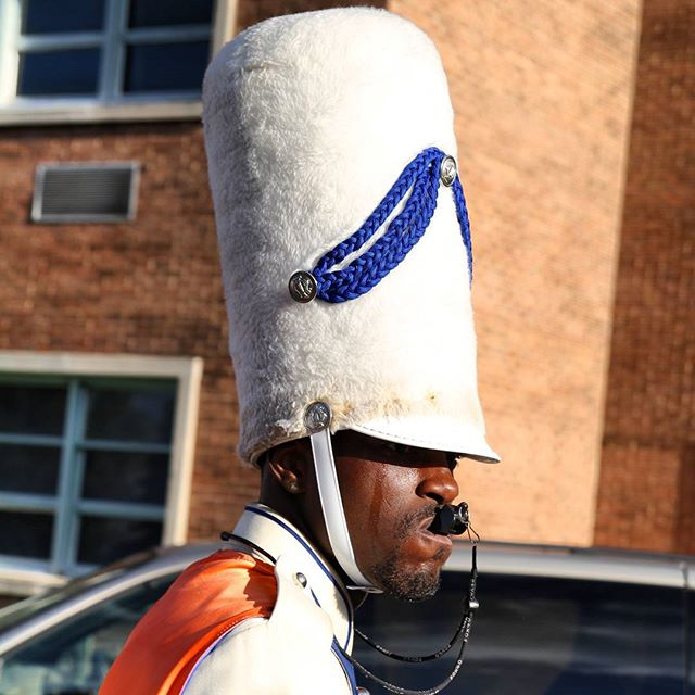 #drummajor #morganstatehomecoming2015 #msuhc2k15