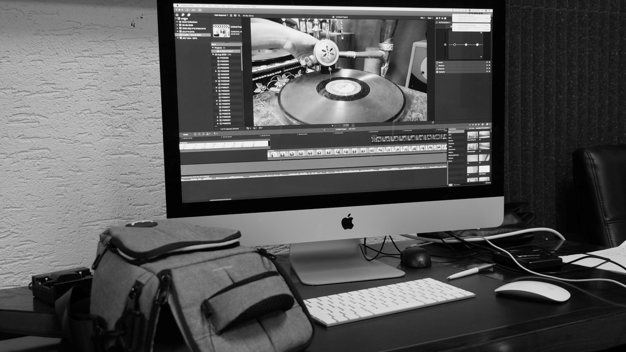 POST PRODUCTION SPACE