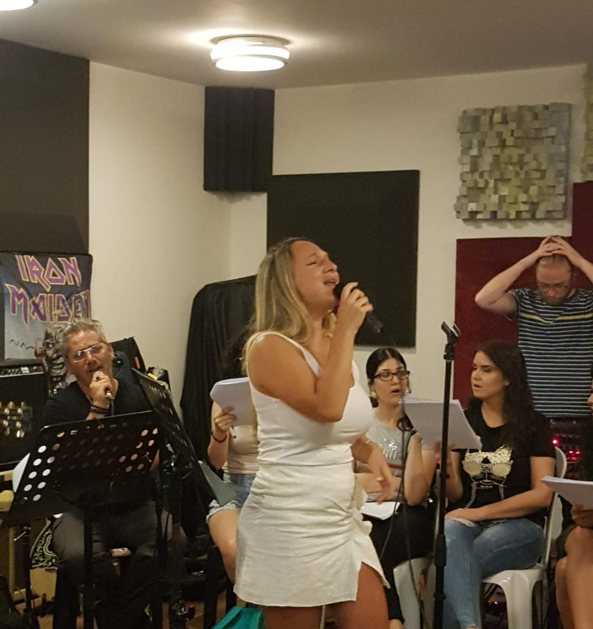 חזרות אשדוד דאנס - ספיר סבן