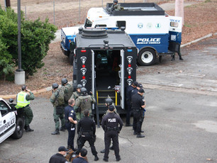 The Militarization of Police - How Fiction can be More Accurate than the News