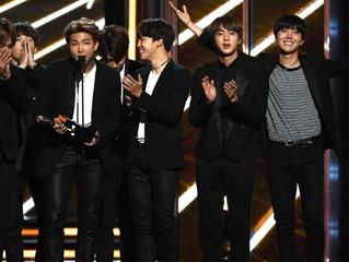 Bigger than Bieber? K-pop group BTS beats US stars to win Billboard Music Award