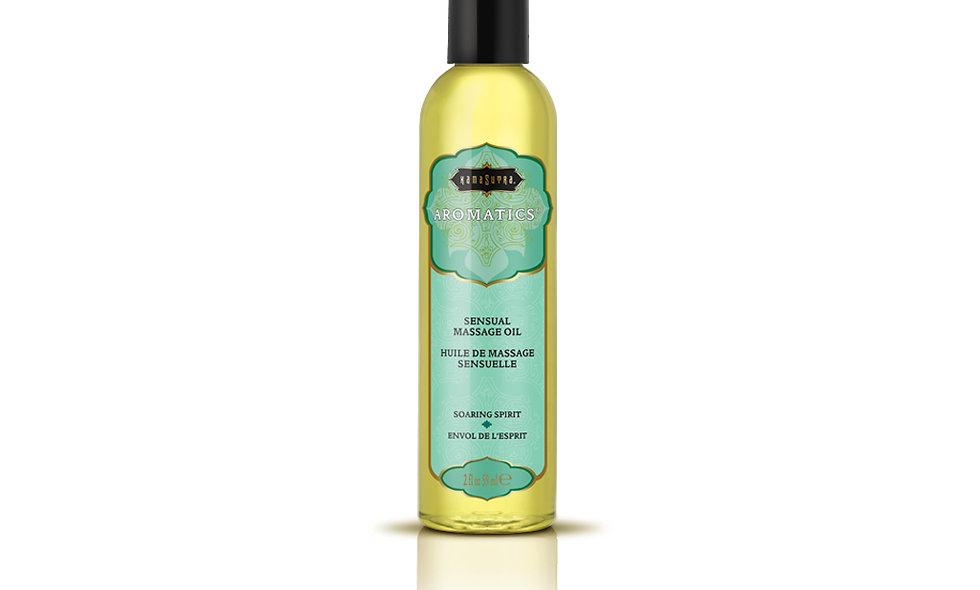 Aromatics Massage Oil - Soaring Spirit - 2 Fl Oz