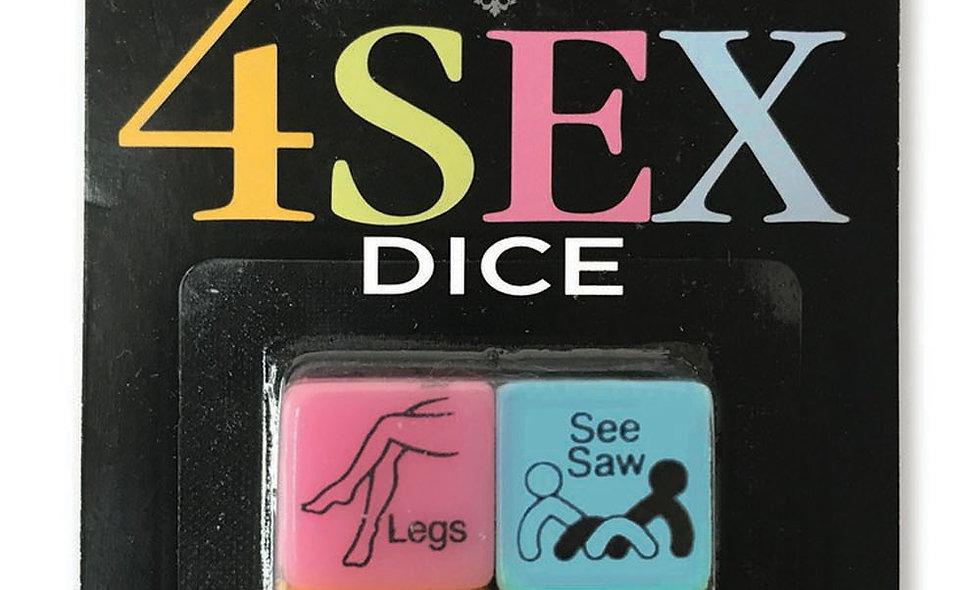4 Sex Dice