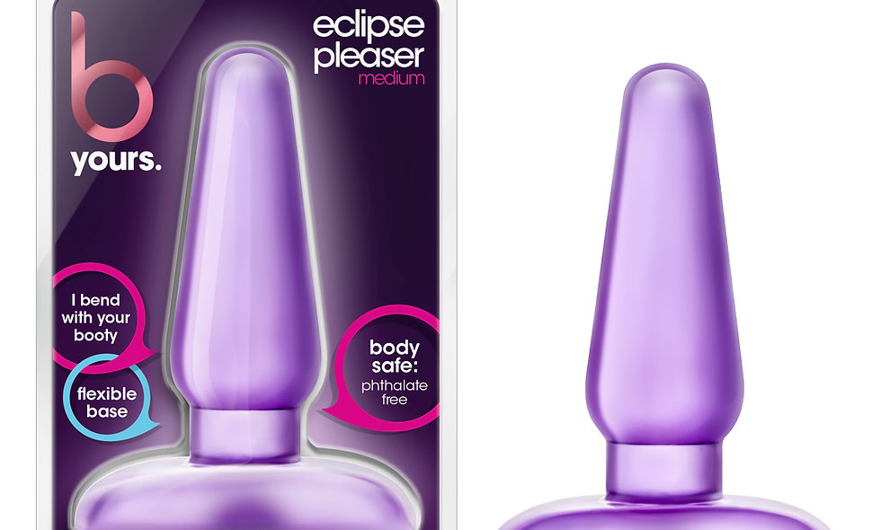 B Yours Eclipse Pleaser - Medium - Purple
