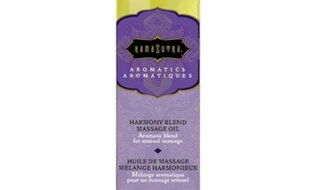 Aromatic Massage Oil - Harmony 8 Fl Oz