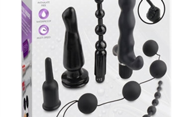 Anal Fantasy Collection Deluxe Fantasy Kit