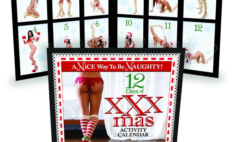12 Days of Xxxmas