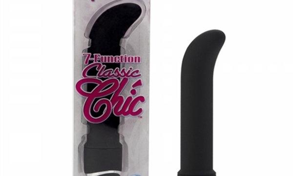 7 Function Classic Chic  - Mini G Vibe - Black