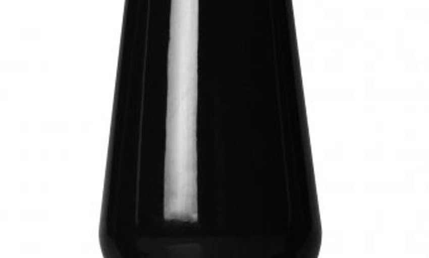 Black Anal Plug - Medium - Bulk