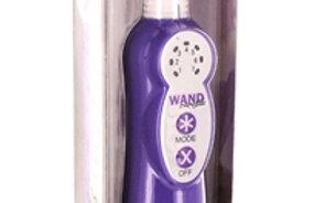 7 Function Battery Powered Wand - Purple