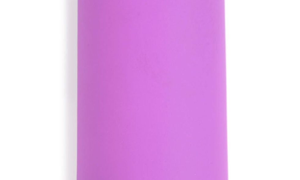 Bang Vibrating Bullet With Remote Control - Purple