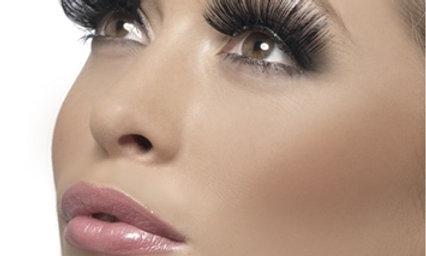 6's Eyelashes - Black