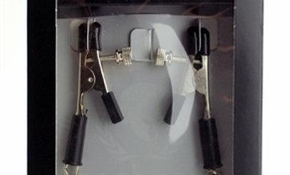 Adjustable Alligator Clamps - Link Chain