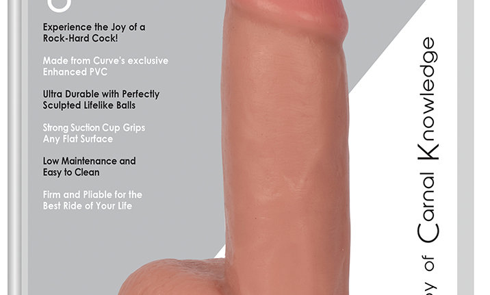 6 Inch Dong With Balls