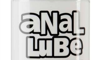 Anal Lube - Natural Lubricant - 3.4 Oz.