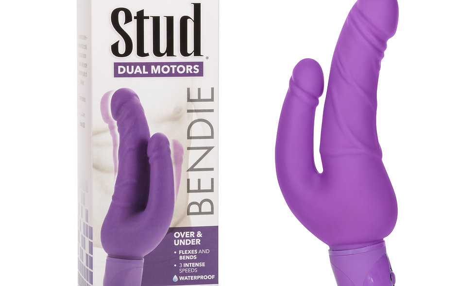 Bendie Power Stud - Over and Under - Purple