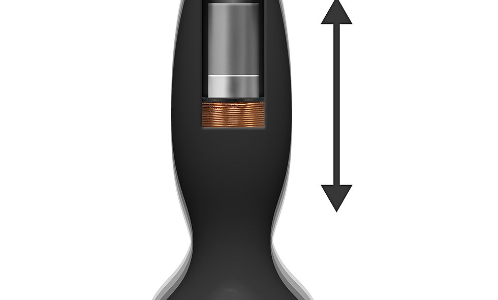 A-Play - Thrust - Experienced - Rechargeable  Silicone Anal Plug With Remote