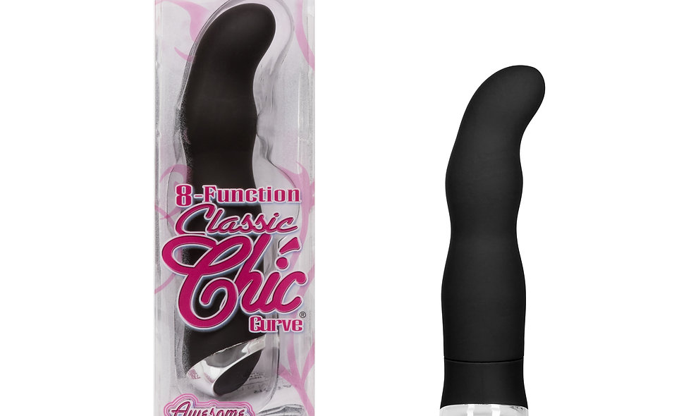 8 Function Classic Chic Curve - Black