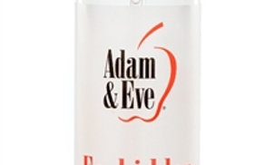 Adam and Eve Forbidden Anal Lube 4 Oz