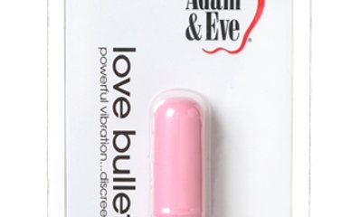 Adam and Eve Love Bullet - Pink