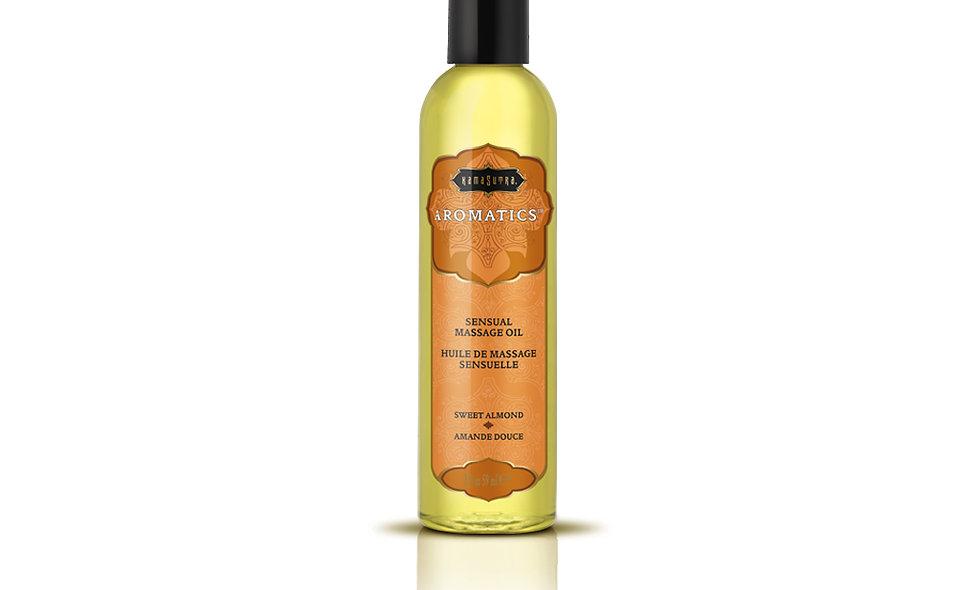 Aromatics Massage Oil - Sweet Almond - 2 Fl Oz