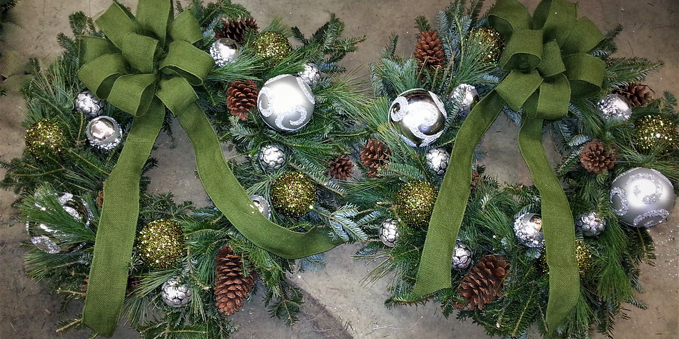 Wreath Decorating Class
