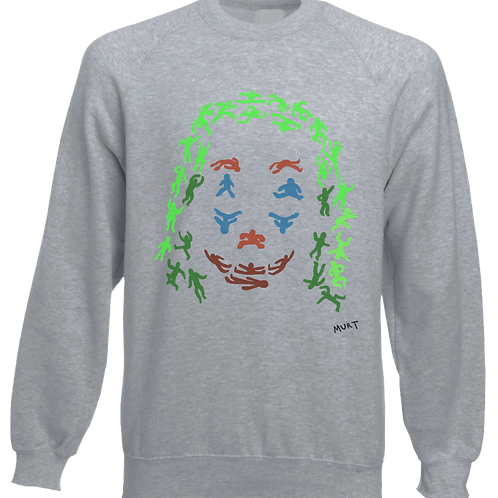 Joker x Murt (Grey) Sweatshirt
